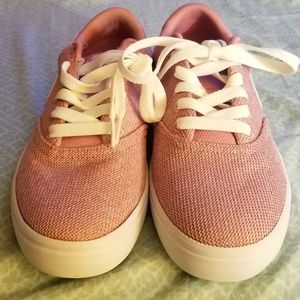 NWOT Rose Pink & White Nike's 7 Ladies Sneakers